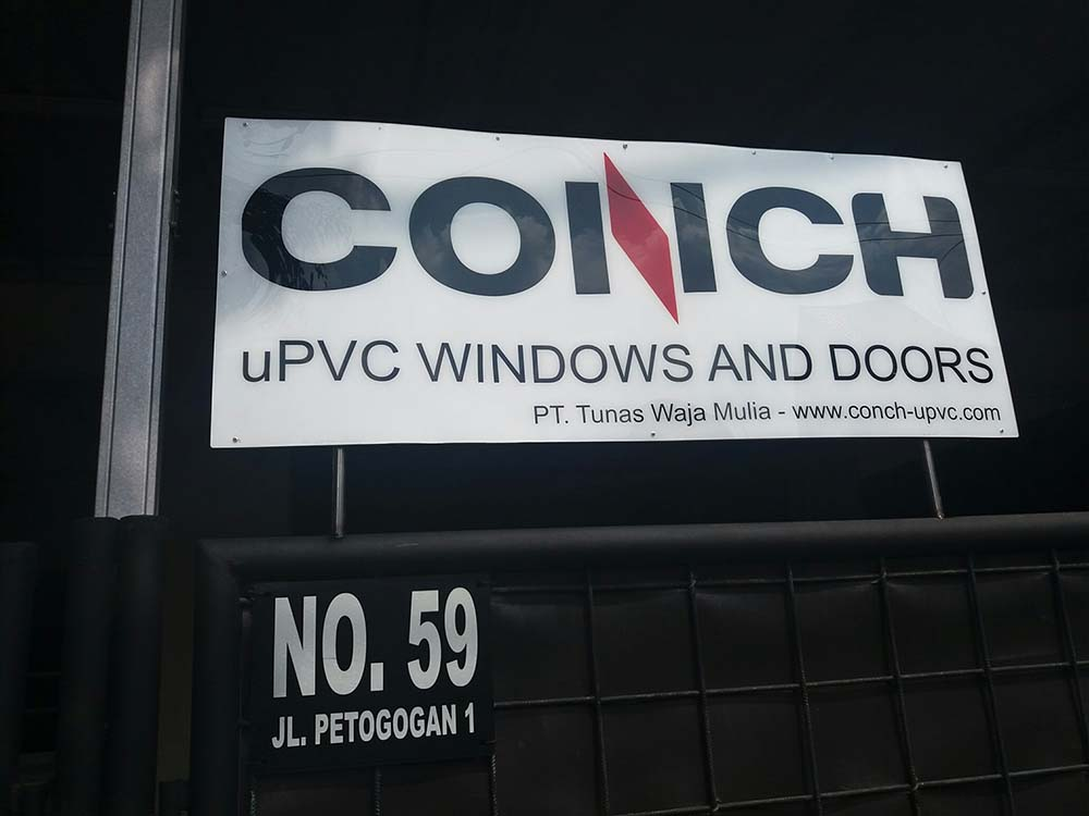 Conch uPVC Indonesia