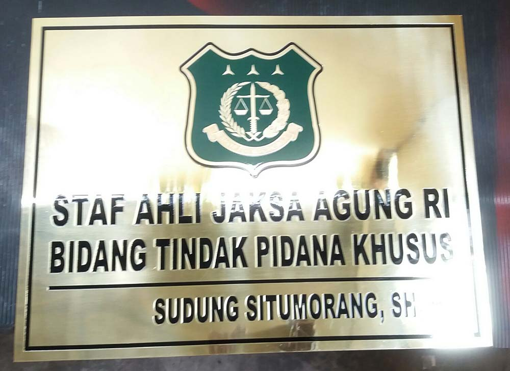 Staf Ahli Jaksa Agung RI